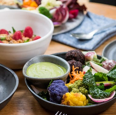The Best Places To Eat Vegetarian Food In NYC