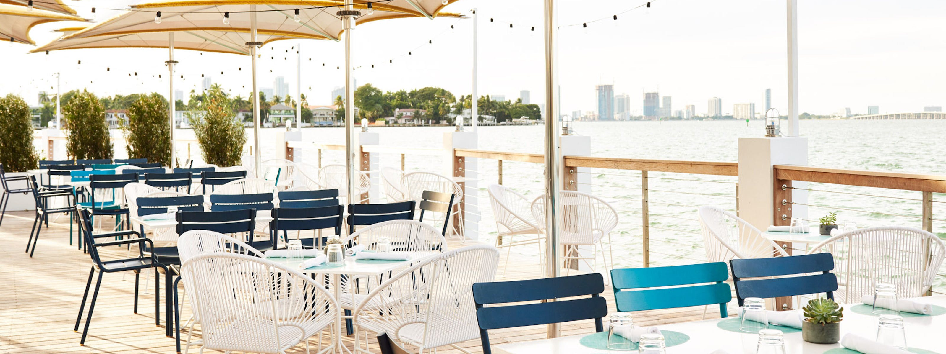The Best Miami Waterfront Restaurants With Outdoor Seating - Miami - The Infatuation