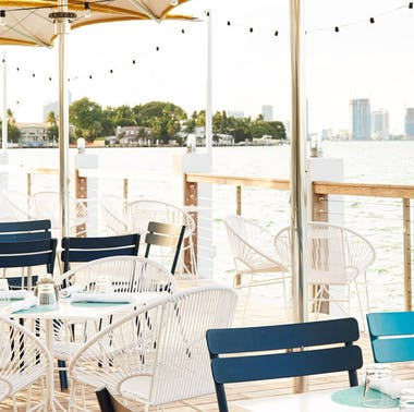 Miami Waterfront Restaurants With Outdoor Seating