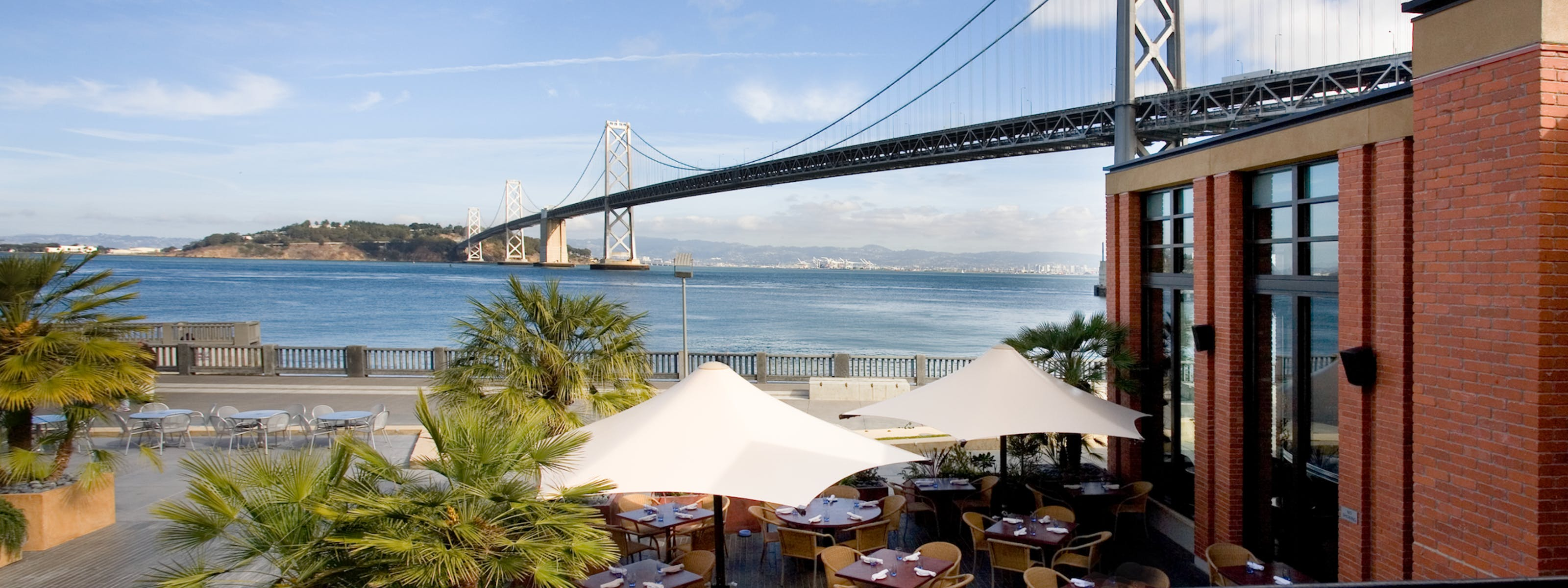 SF Waterfront Restaurants With Outdoor Seating - San Francisco - The Infatuation