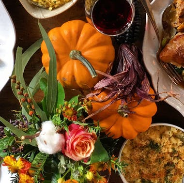 What To Order For A Big Thanksgiving In London