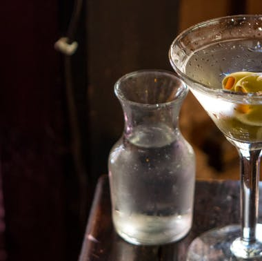 Where To Drink Martinis And Glare At People