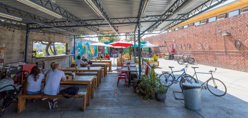 Where To Drink Outside In Los Angeles