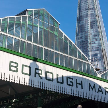 Where To Eat And Drink In Borough Market feature image