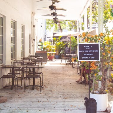 How To Eat & Drink Your Way Through Overtown