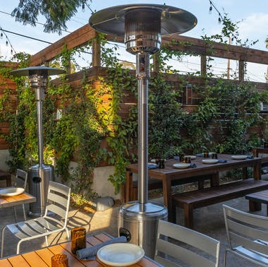 Where To Eat And Drink Outside After Work