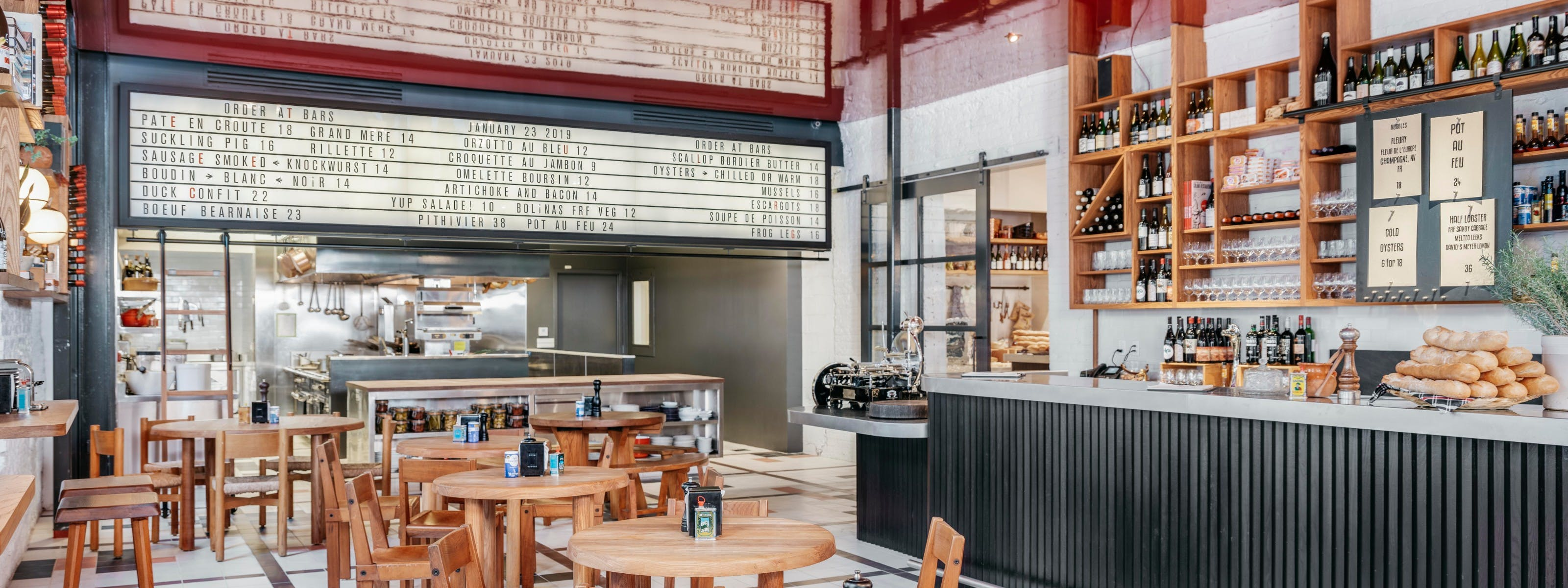 The Best Places To Eat In The Financial District - Financial District - San Francisco - The Infatuation