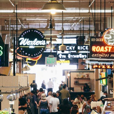 Where To Eat At Grand Central Market