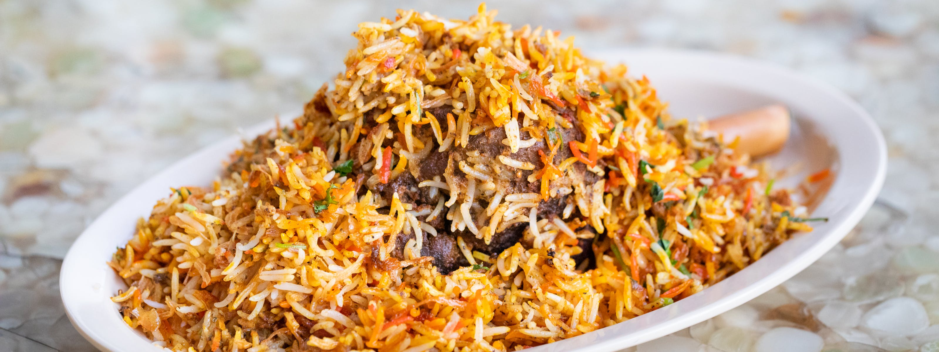 Where To Eat Biryani In LA - Los Angeles - The Infatuation