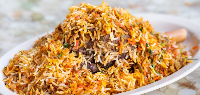 Where To Eat Biryani In LA