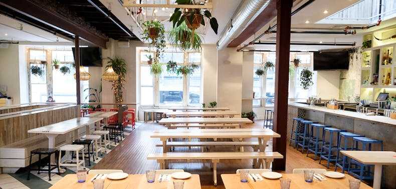 Where To Eat Dinner After Drinking At SIPS