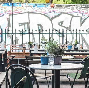The Best London Restaurants With Outdoor Seating feature image