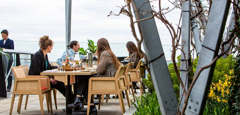 Where To Eat & Drink When You're Remembering How To Socialise