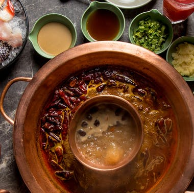 Where To Eat Hot Pot Outside In NYC