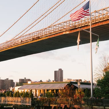 Where To Eat In Dumbo and Brooklyn Heights feature image