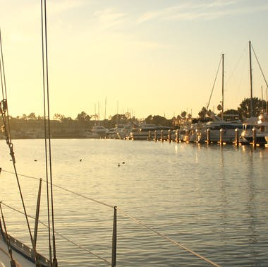Where To Eat In Marina Del Rey feature image