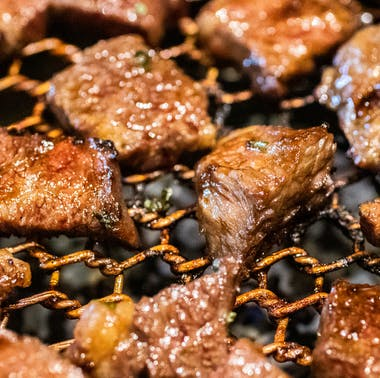 Where To Eat KBBQ Outside In LA