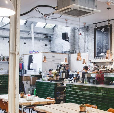 Where To Eat Lunch In Shoreditch