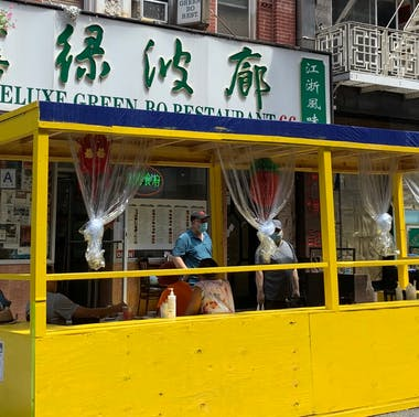 Where To Eat Outside In Chinatown