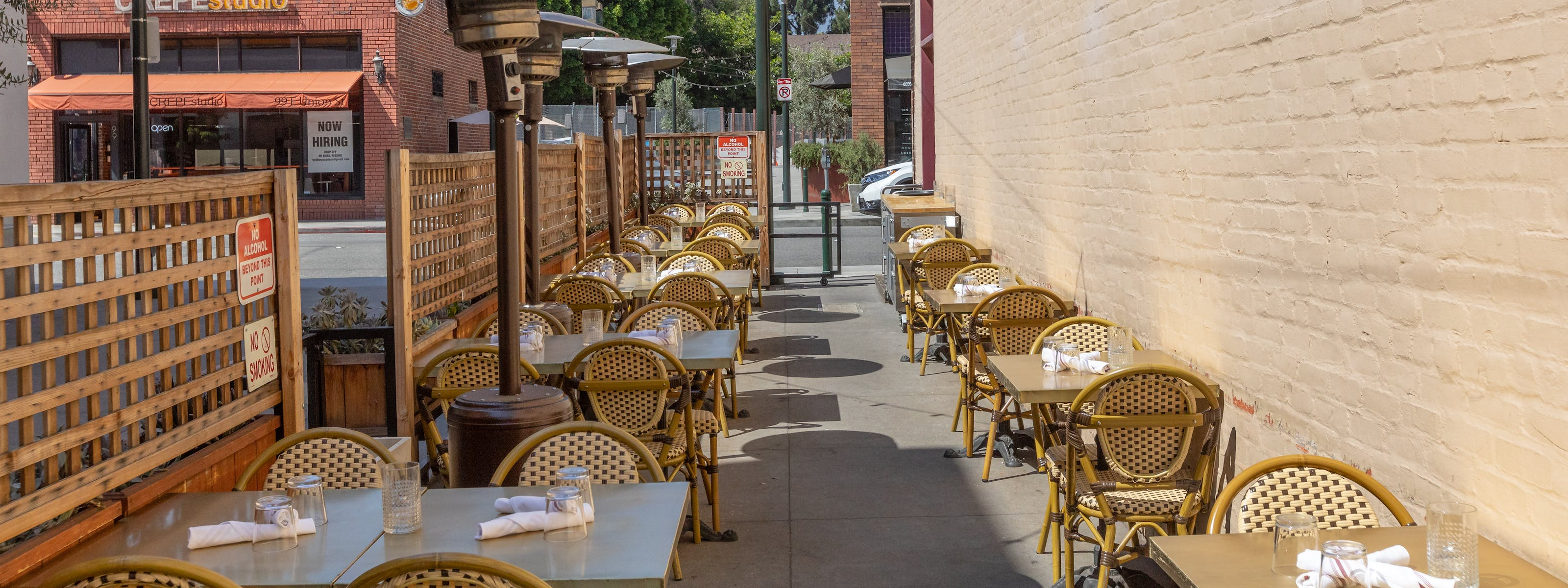 Where To Eat Outside In Pasadena - Pasadena - Los Angeles - The Infatuation