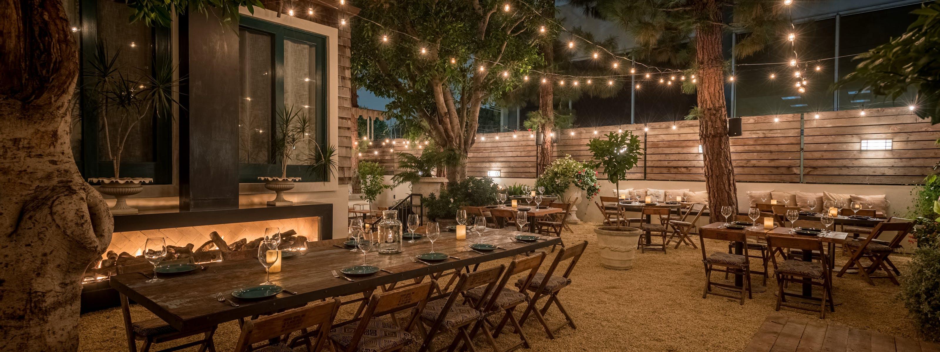 Where To Eat Outside In Santa Monica - Santa Monica - Los Angeles - The Infatuation