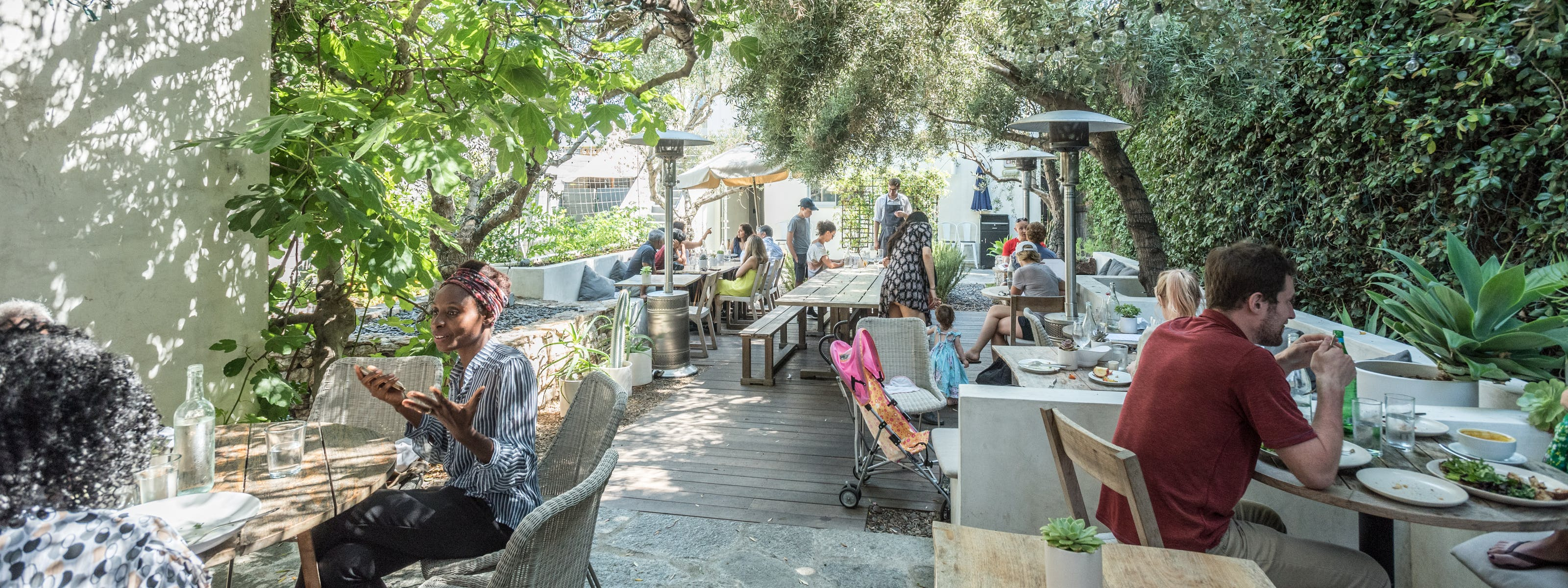 Where To Eat Outside In Venice Today - Venice - Los Angeles - The Infatuation
