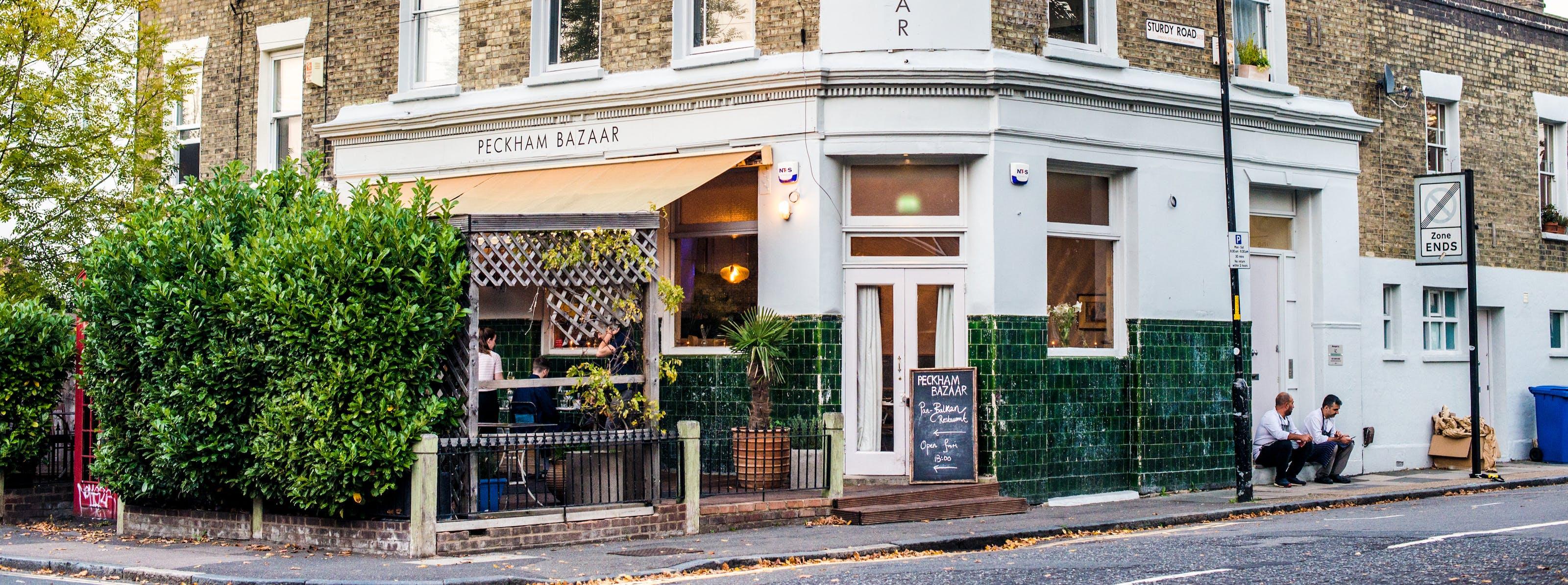Where To Eat Outside When It Might Randomly Rain - London - The Infatuation