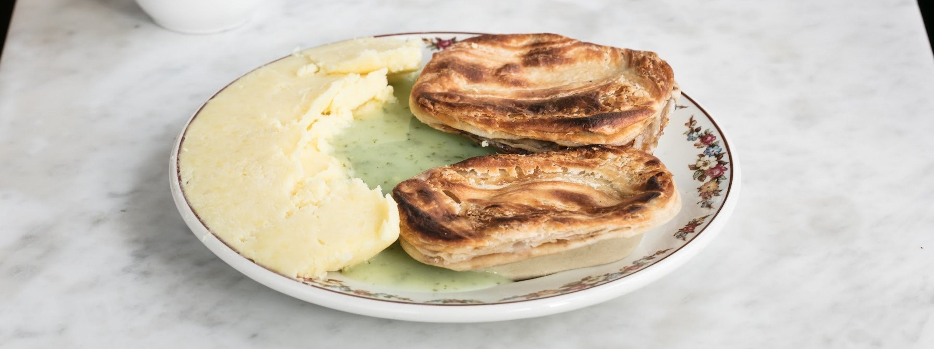 Where To Eat Pie In London - London - The Infatuation