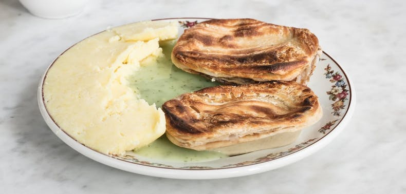 Where To Eat Pie In London