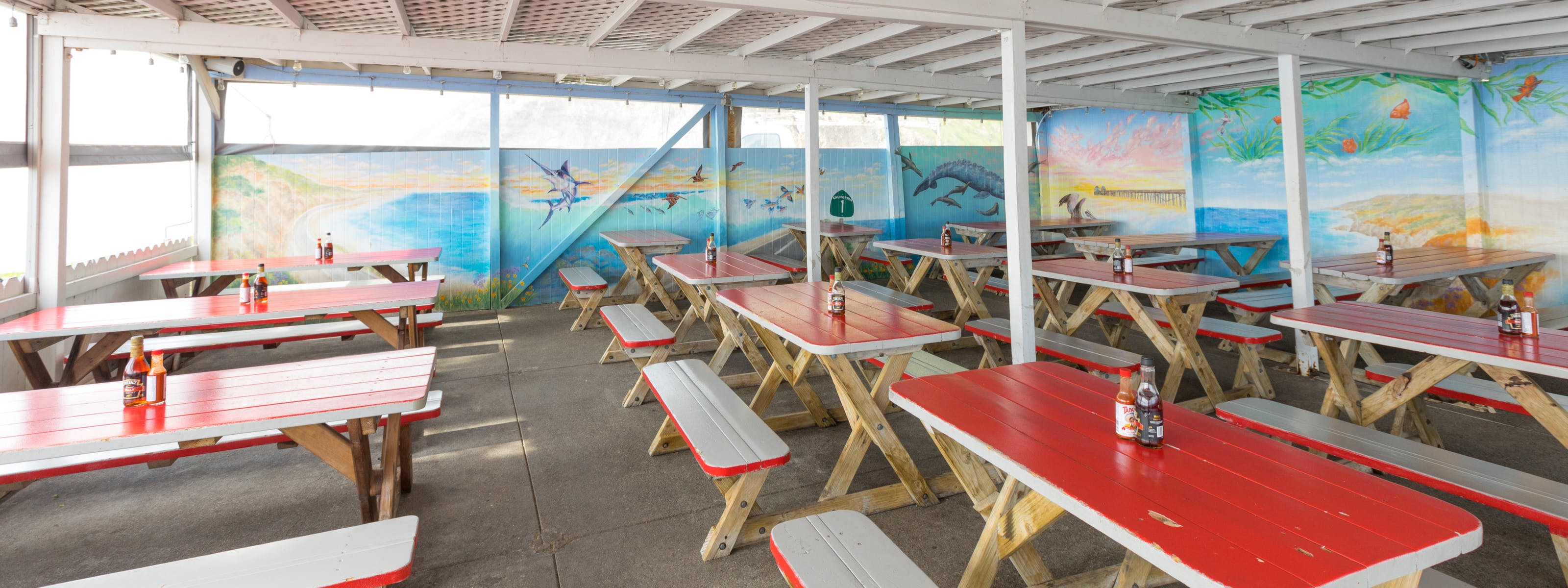 Where To Eat Seafood Outside In LA - Los Angeles - The Infatuation