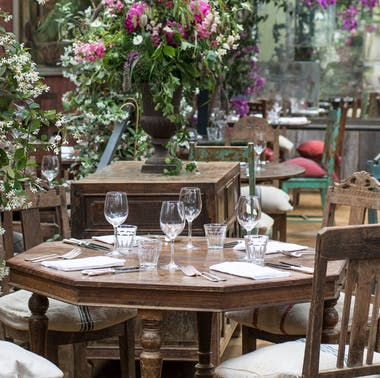20 London Restaurants That Will Give You That Holiday Feeling