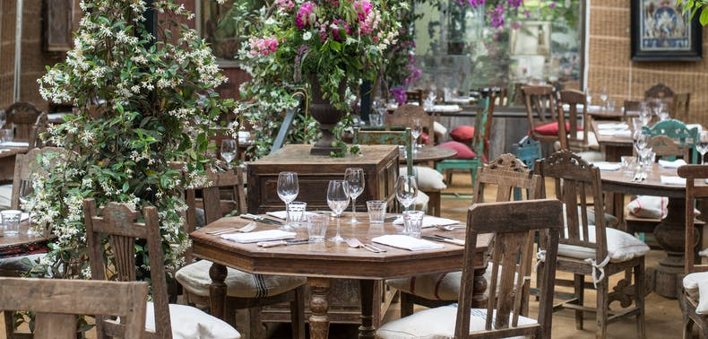 16 London Restaurants That Will Give You That Holiday Feeling