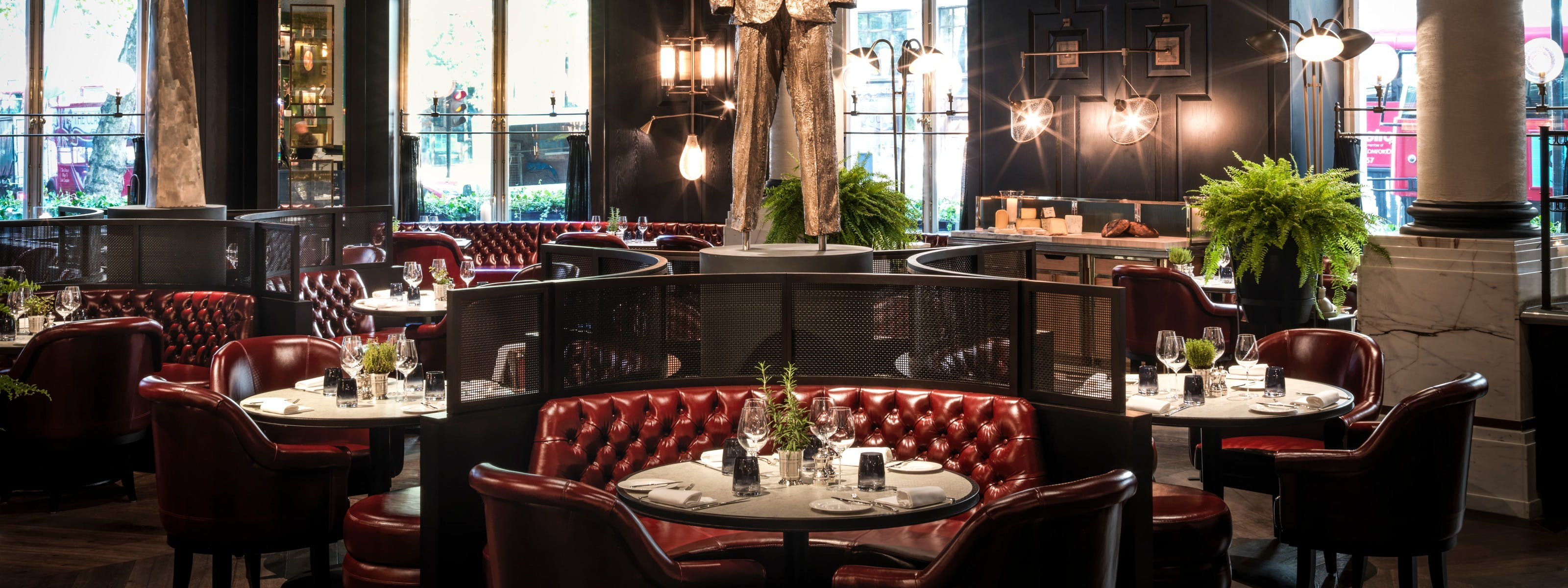 Where To Go When You Want To Get Dressed Up - London - The Infatuation