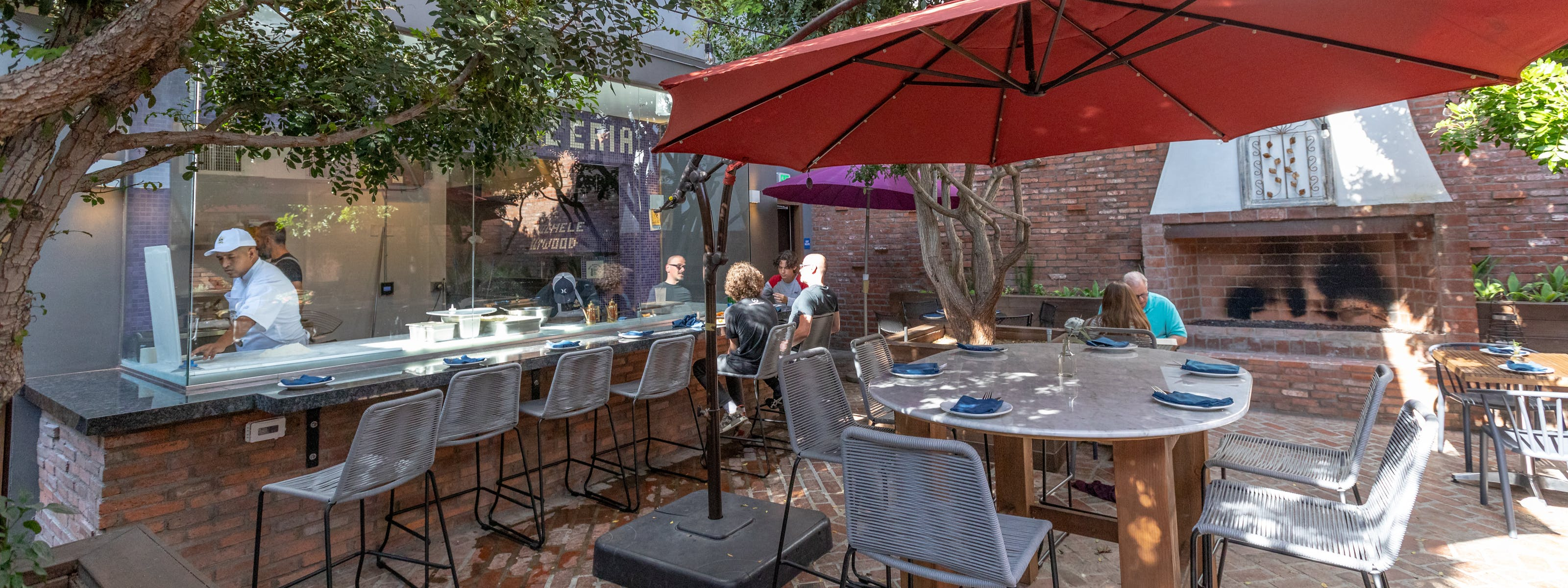 Where To Drink Outside In Hollywood - Hollywood - Los Angeles - The Infatuation