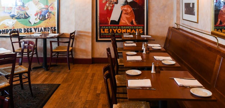 Where To Have A Lunch Meeting Downtown