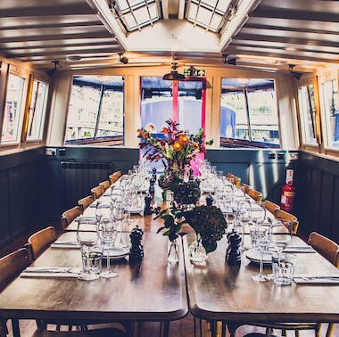 Where To Have A Unique Dining Experience In London