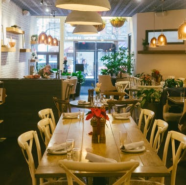 Where To Have A Vegetarian Birthday Dinner