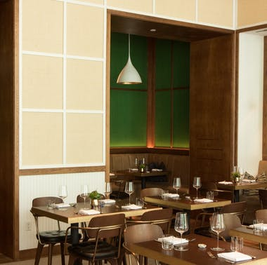 Where To Have Dinner With Clients