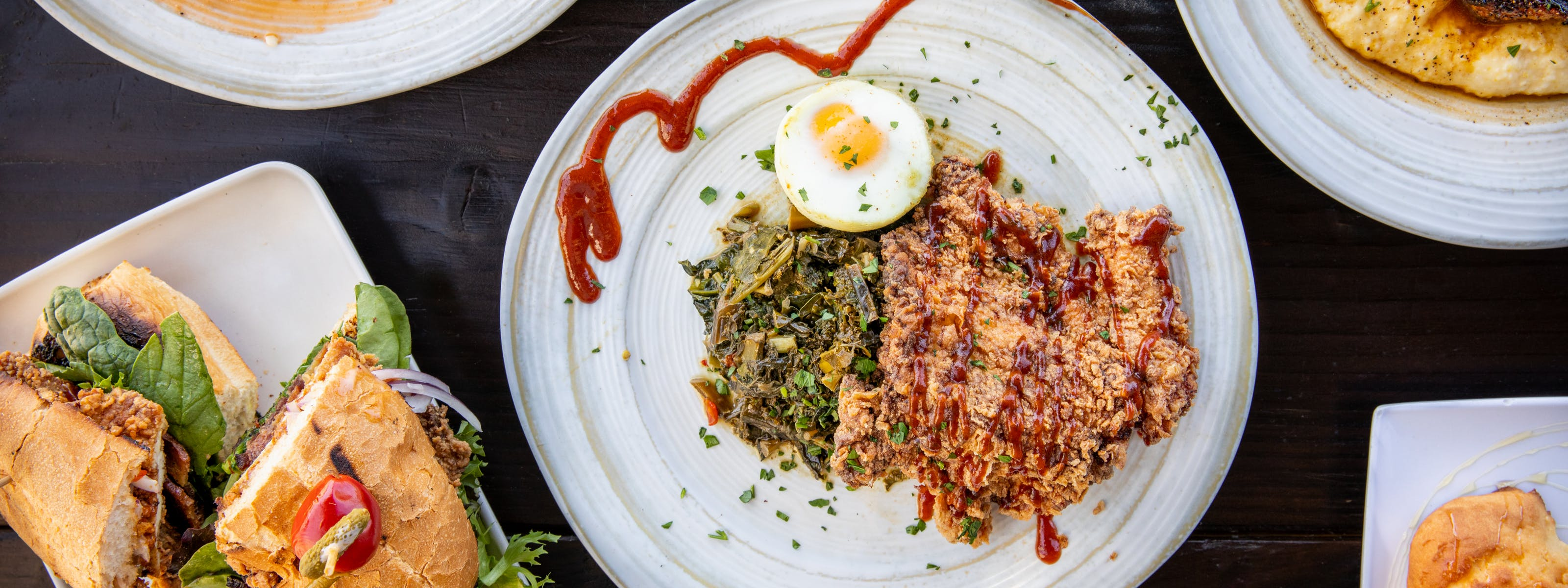 Where To Have Lunch Outside In LA - Los Angeles - The Infatuation