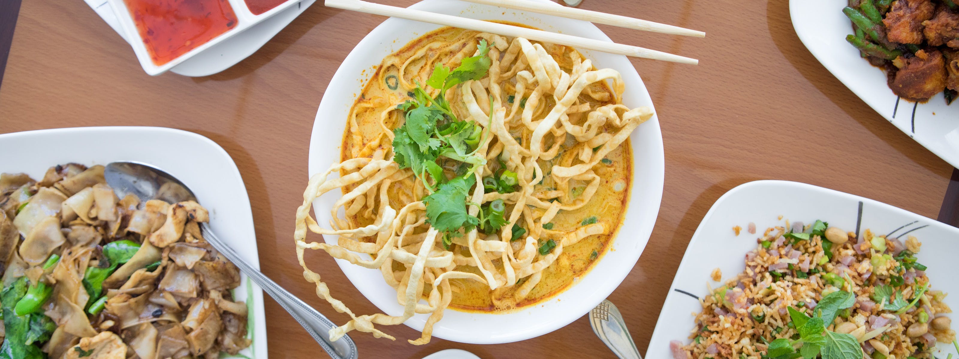 Where To Get Thai Delivery & Takeout In LA