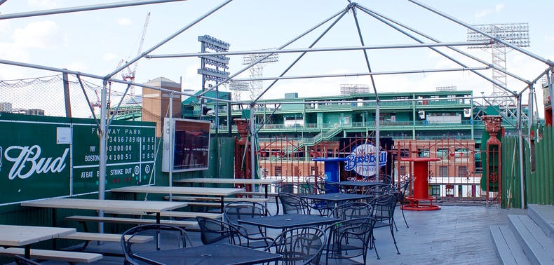 Where To Eat And Drink Before A Red Sox Game
