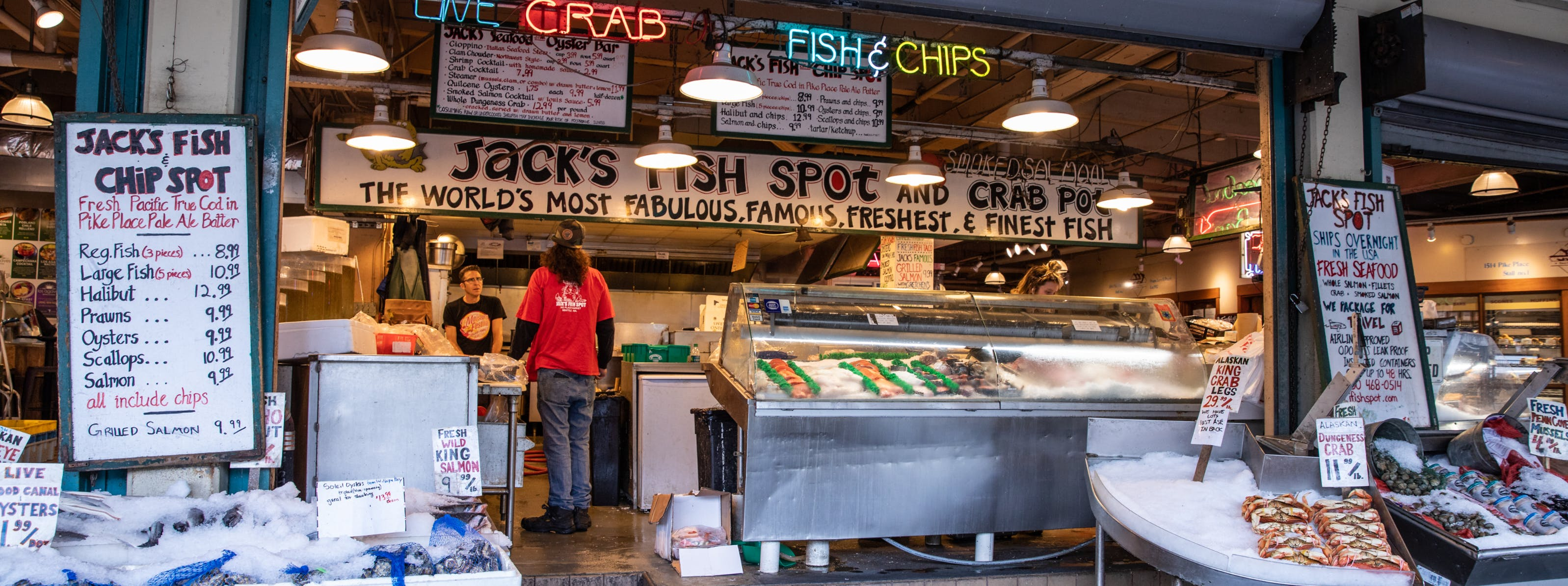 16 Seafood Markets In Seattle To Check Out - Seattle - The Infatuation