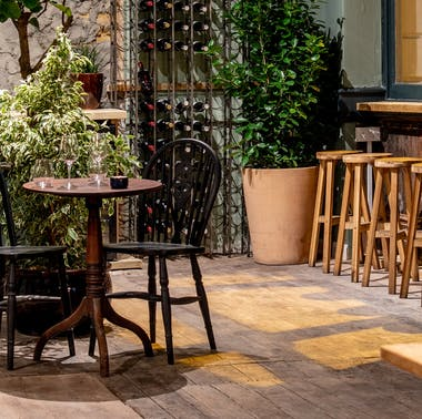 17 Casual Spots For A Glass Of Wine In London