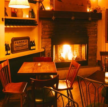 NYC's Coziest Bars feature image