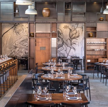 The Best Places For A Work Dinner In Los Angeles