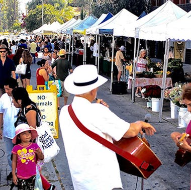 16 Great LA Farmers Markets