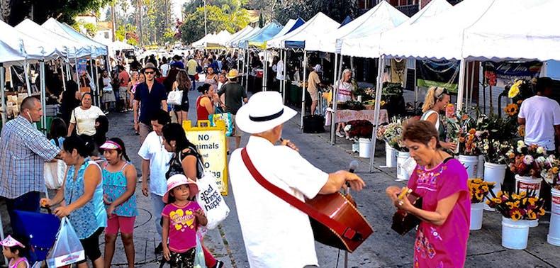 16 Great LA Farmers Markets