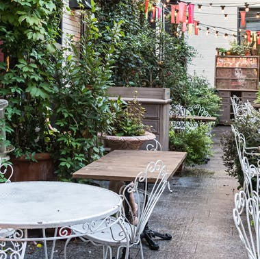 66 London Restaurants Where You Can Eat Outside Today