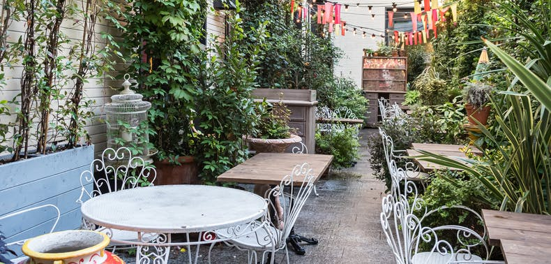 58 London Restaurants Where You Can Eat Outside Today