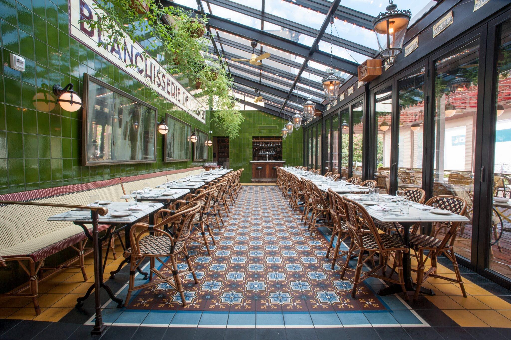 Washington Dc Restaurant Reviews The Infatuation